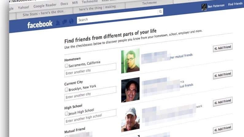 Facebook tip: How to limit who sees you as a suggested friend