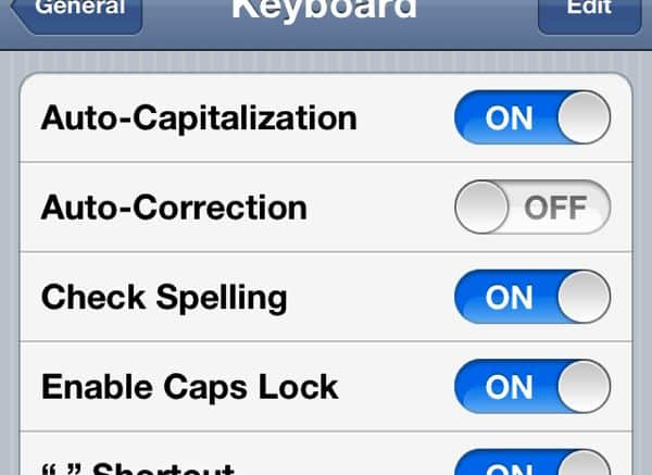 iPhone auto-correct fail (and learn how to turn auto-correct off