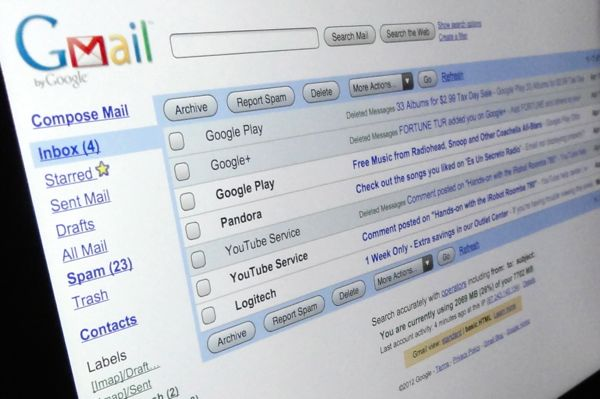 Want the old Gmail look back? Try the HTML version (updated)