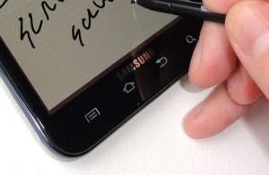 Android menu key