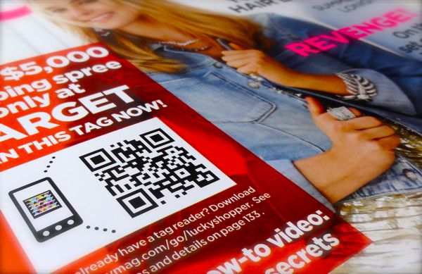 What are QR codes, and what are they for? (reader mail)