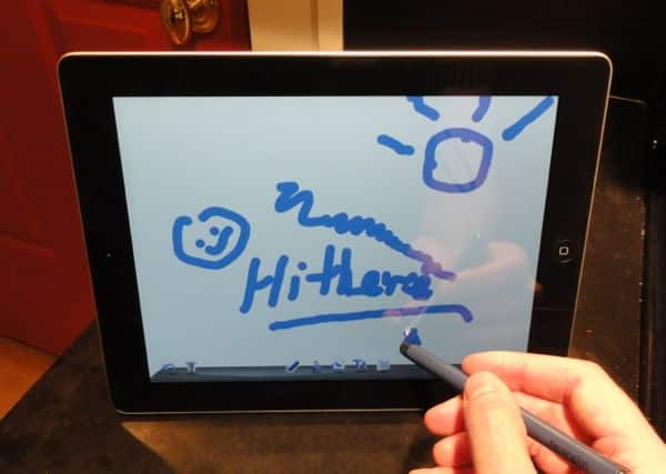 Yes, you can use a stylus with your touchscreen tablet or phone