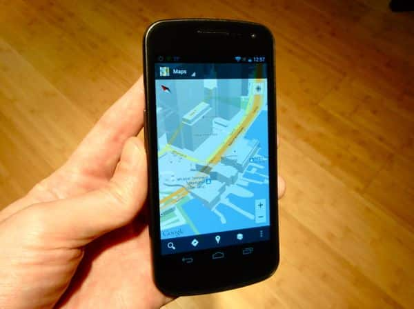 How to activate 3D view in Google Maps for Android