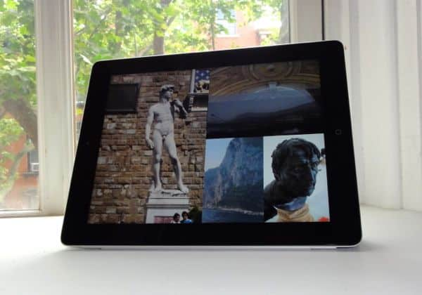 How to turn iPad into a digital photo frame