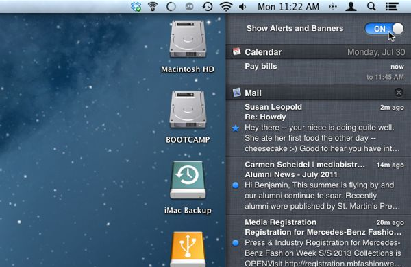 How to pause notifications on your Mac Mac tip: How to pause all your Notification Center alerts