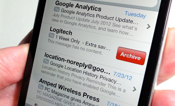 How to find archived messages on your iPhone iPhone tip: Where do I find my archived e mail messages? (reader mail)