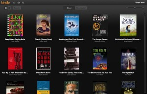 Kindle library as viewed on the web 300x193 How to read a Kindle book on the web, no Kindle (or smartphone) required