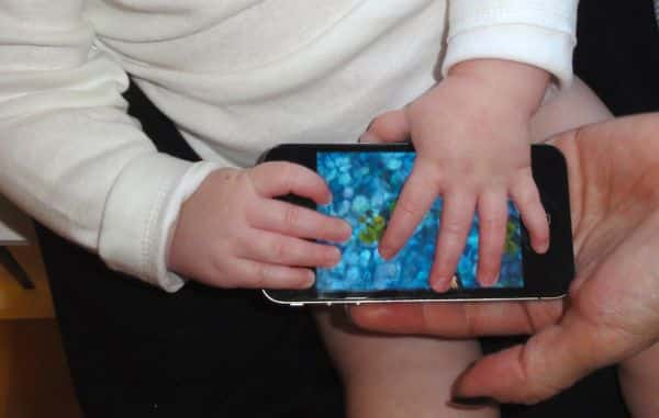 How to babyproof an iPhone app with Guided Access