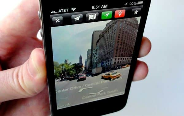 iOS 6 tip: How to get Google Maps and Street View back on your iPhone or iPad