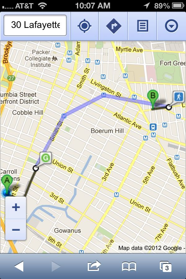 iOS 6 tip How to get Google Maps and Street View back on your – Get Directions Maps Google