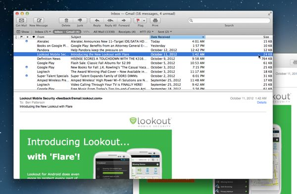 How to go back to the classic Mac Mail look