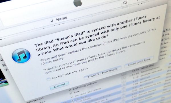 How to keep an iPhone or iPad from automatically sycning with iTunes
