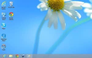 Windows 8 missing Start menu 300x191 8 things you need to know about Windows 8
