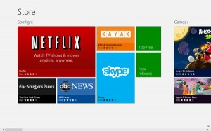 Windows 8 store 300x187 8 gotta know tips for Windows 8 newbies