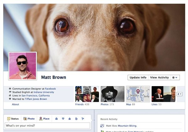 Facebook tip: 6 ways to give your Timeline a makeover
