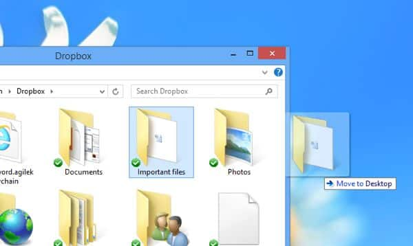 How to restore a deleted Dropbox file