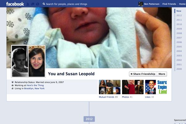 "Facebook tip: 5 things to know about your ""couple"" page"