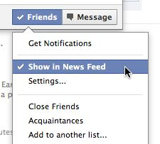 Facebook show in news feed setting 3 ways to unfriend a Facebook friend without really unfriending them