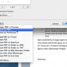 How to turn almost any document into a PDF file