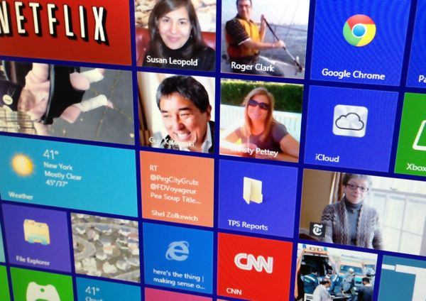 Windows 8 tip: Pin people, folders, and web sites to the Start screen