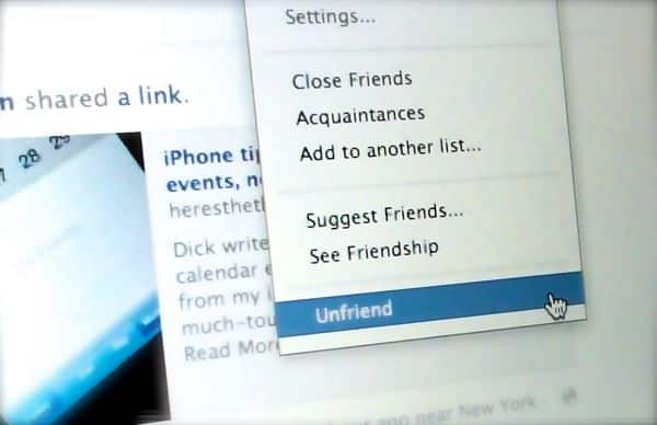 Unfriend a Facebook friend without unfriending them 3 ways to unfriend a Facebook friend without really unfriending them