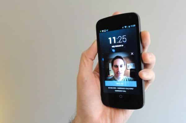 Unlock your Android phone with your face