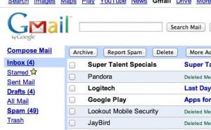 Gmail HTML version