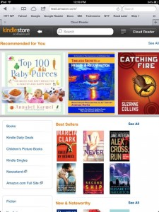 Kindle store on the iPad 225x300 Kindle tip: How to buy Kindle books on an iPhone or iPad (video)