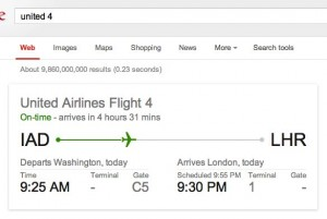 Google flight search 300x201 10 time saving Google searches you need to try