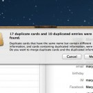 Mac tip: How to find and merge duplicate contacts