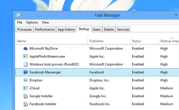 Disable programs that slow startup of a Windows 8 PC Windows 8 tip: Find and disable programs that slow your PCs startup