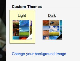 Gmail custom themes Gmail tip: Decorate your inbox with custom photo backgrounds