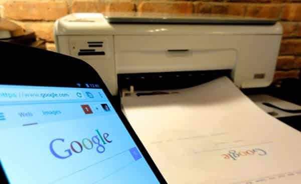 Android tip: How to print directly from your phone