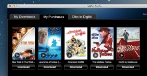 Vudu digital locker