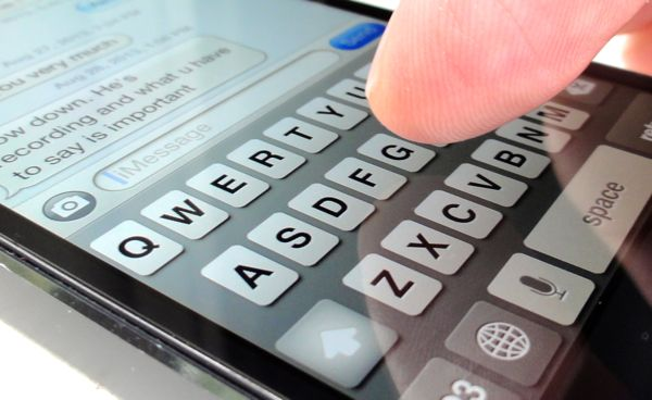 iPhone/iPad tip: How to turn off (annoying?) keyboard clicks