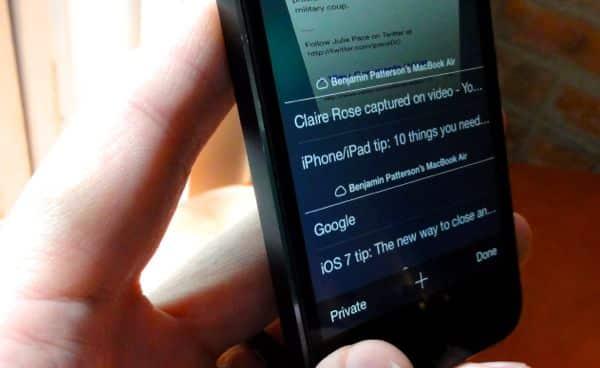 iOS 7 tip: 5 gotta-know Safari tricks & tips
