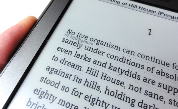 """Kindle tip: How to hide """"popular"""" highlights"""