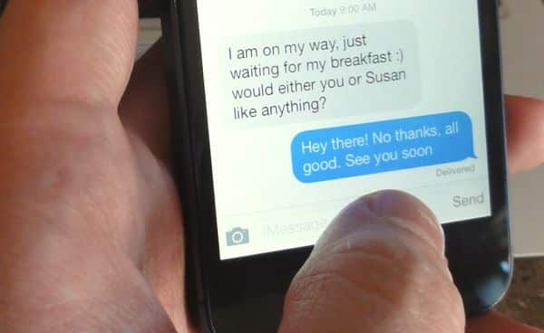 iOS 7 top: The new way to forward text messages