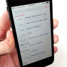 "iOS 7 tip: How to access ""list"" view in the new Calendar app"