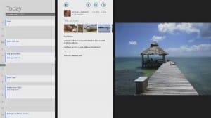 Windows 8.1 Snap feature