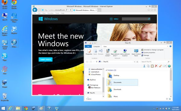 Windows 8.1 tip: How to boot directly to the desktop