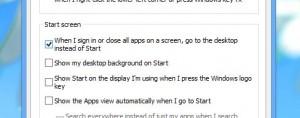 Windows 8.1 boot to desktop settings