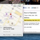 "OS X ""Mavericks"" tip: Map a street address within Safari"