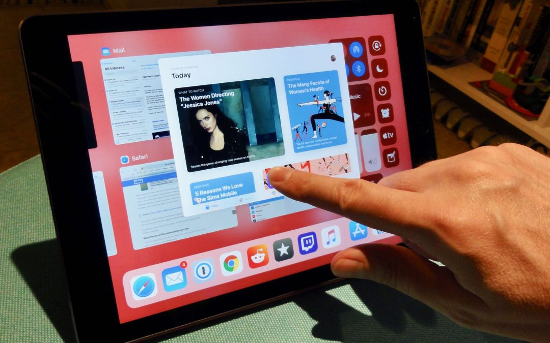 3 gotta-try iPad gestures that'll let you zip around your apps with ease