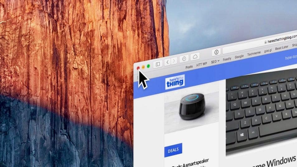 How to boost the size of the mouse cursor on a Mac or Windows PC