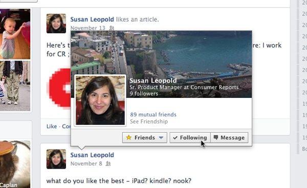 """Facebook tip: A new way """"unfollow"""" the Facebook posts of an annoying friend"""