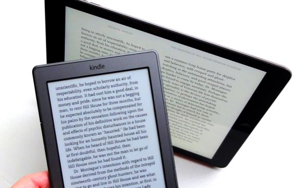 Kindle tip: How to share Kindle books between different
