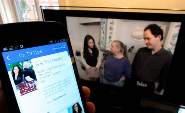 Android tip: Get instant details on any TV show you're watching