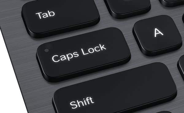 "Windows tip: Make your PC ""beep"" when you press the Caps Lock key"