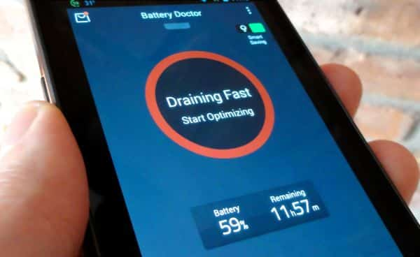 Android tip: Pinpoint battery-draining apps and settings (Battery Doctor)
